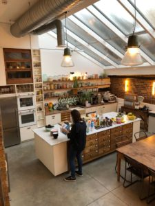 papermill studio kitchen overview